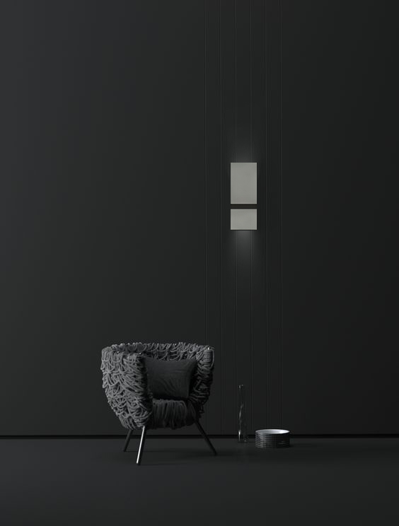crvd wall interior black