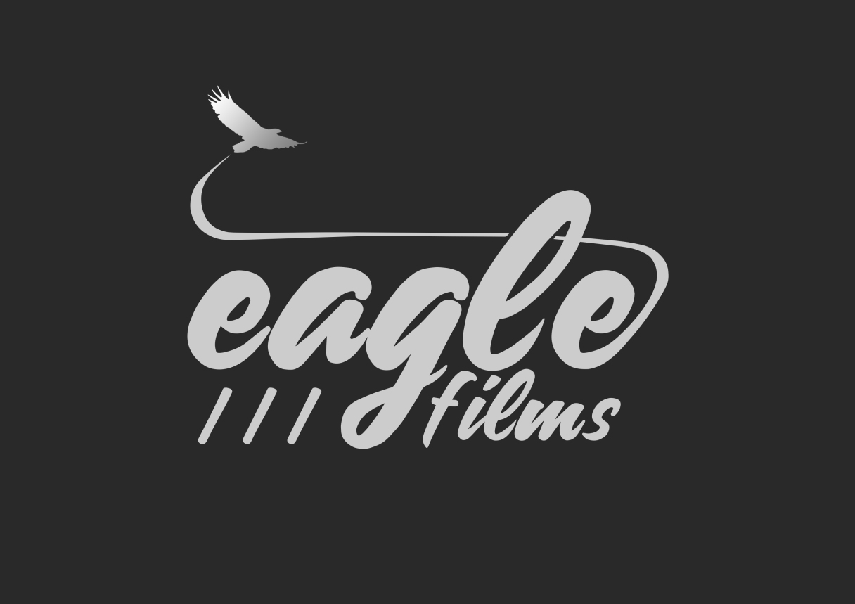 Eagle III Films logo gray