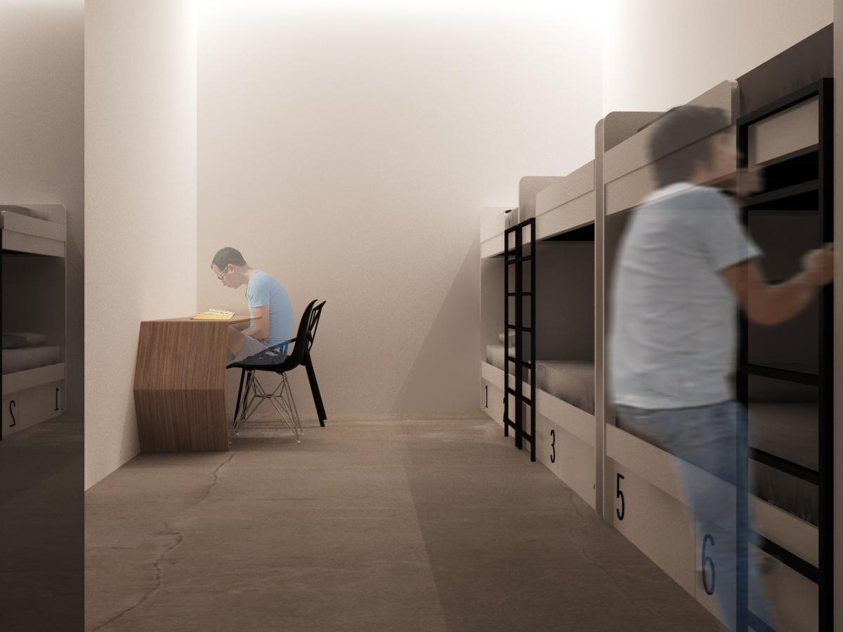 render room 1