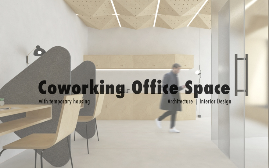 Coworking + Temporary Housing tag